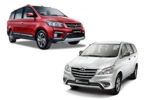 Punya Budget 130 Juta, Beli Wuling Confero 2018 atau Toyota Kijang Innova 2014?