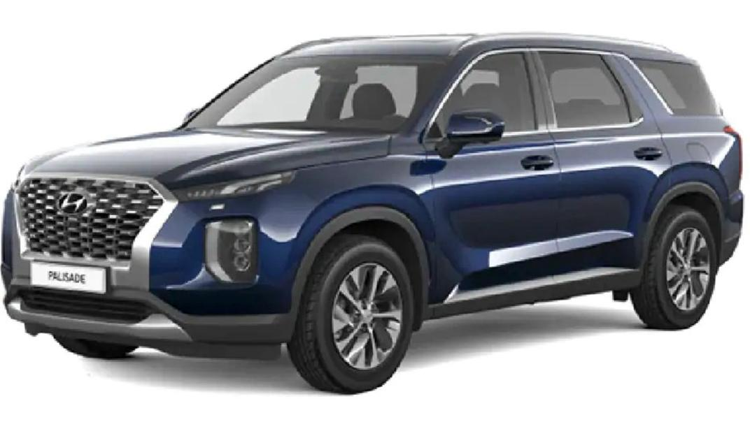 2021 Hyundai Palisade Exterior 017