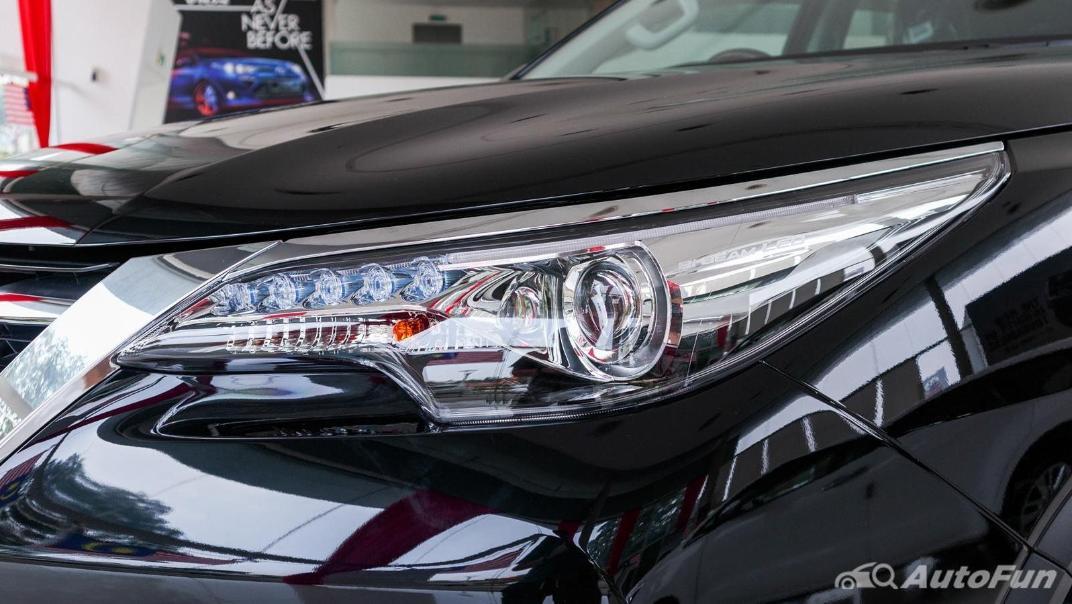 Toyota Fortuner 2019 Exterior 012
