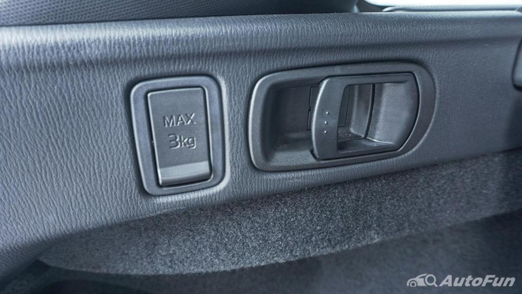 Mazda 6 Elite Estate Interior 073