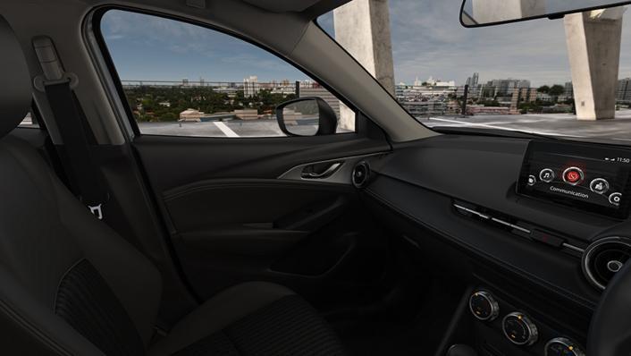 2021 Mazda CX-3 Interior 006