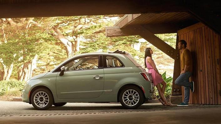 Fiat 500c 2019 Exterior 005