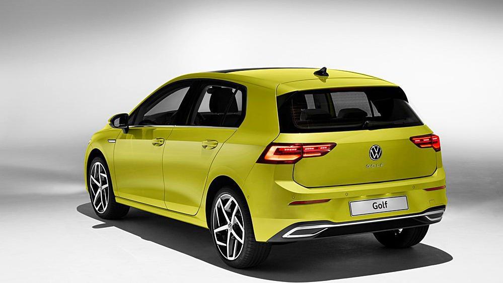 Volkswagen Golf 2019 Exterior 060