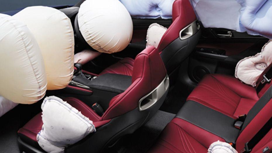 Lexus GS 2019 Interior 007