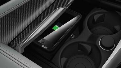 BMW M5 2019 Interior 009