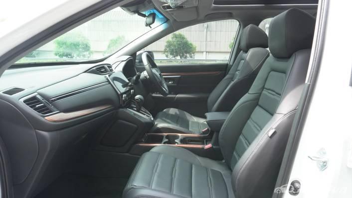 2021 Honda CR-V 1.5L Turbo Prestige Interior 007