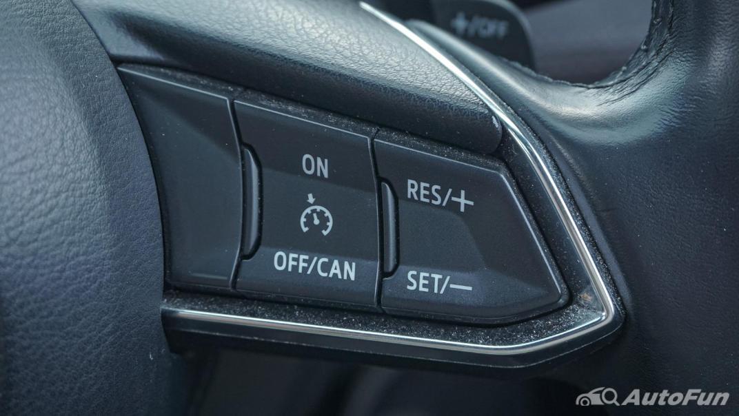 Mazda 6 Elite Estate Interior 014
