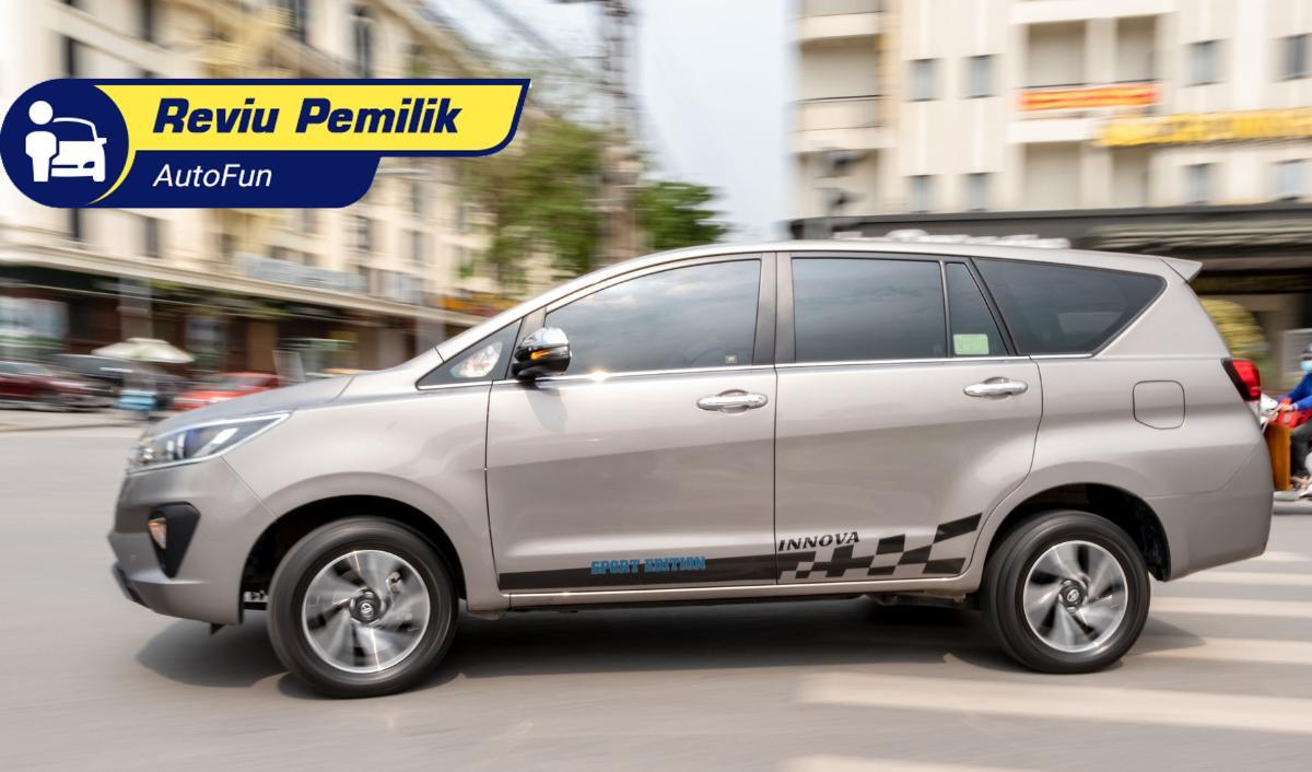 Review Pemilik: Toyota Kijang Innova Terbukti Awet Hingga 700.000 km, Mobil Tangguh Untuk Perjalanan Jauh 01