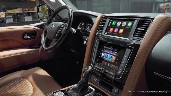 Infiniti QX80 2019 Interior 001