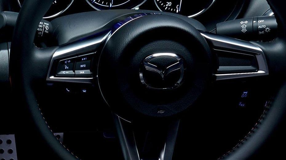 Mazda MX 5 RF 2019 Interior 003