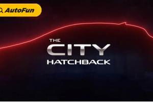 Honda City Hatchback 2021 pesaing Toyota Yaris Diluncurkan Besok di Thailand