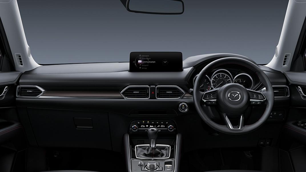 2021 Mazda CX 5 GT Interior 002
