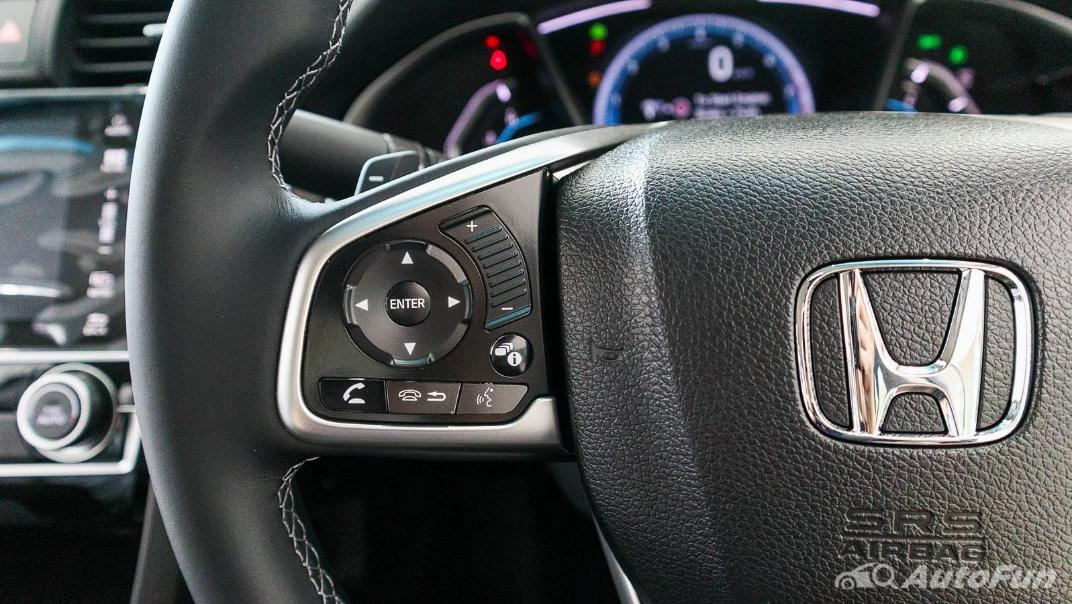 Honda Civic 2019 Interior 009
