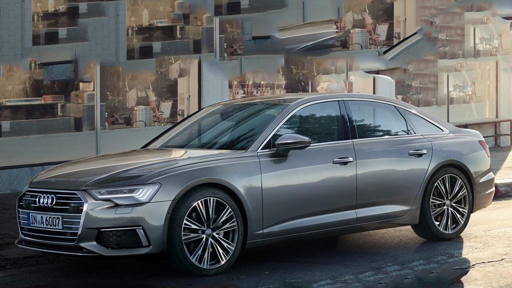 Audi A6 2019 Exterior 002