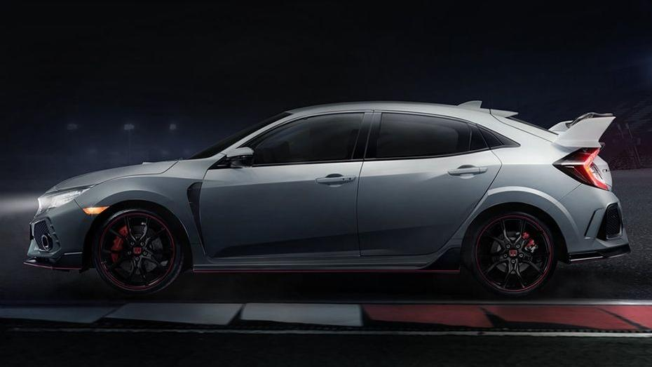 Honda Civic Type R 2019 Exterior 007