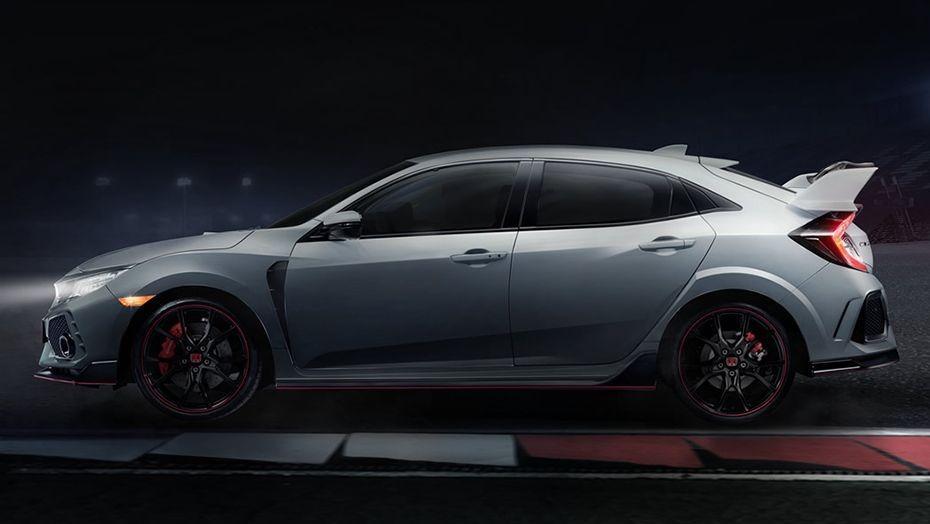 Honda Civic Type R 2019 Exterior 007