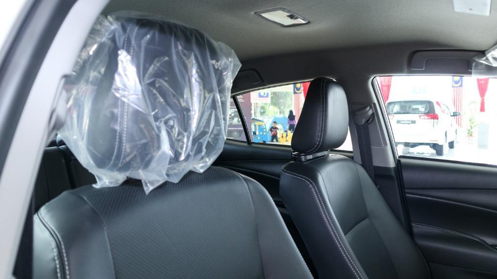 Toyota Vios 2019 Interior 021