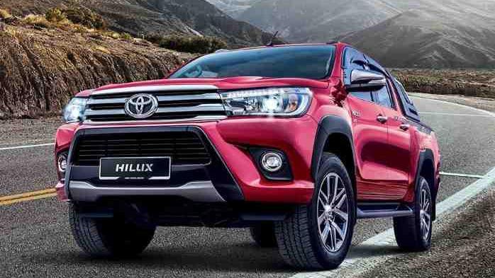 Toyota Hilux 2019 Exterior 029