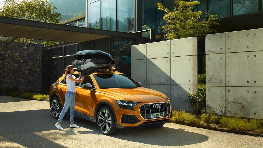 Audi Q8 2019 Exterior 012