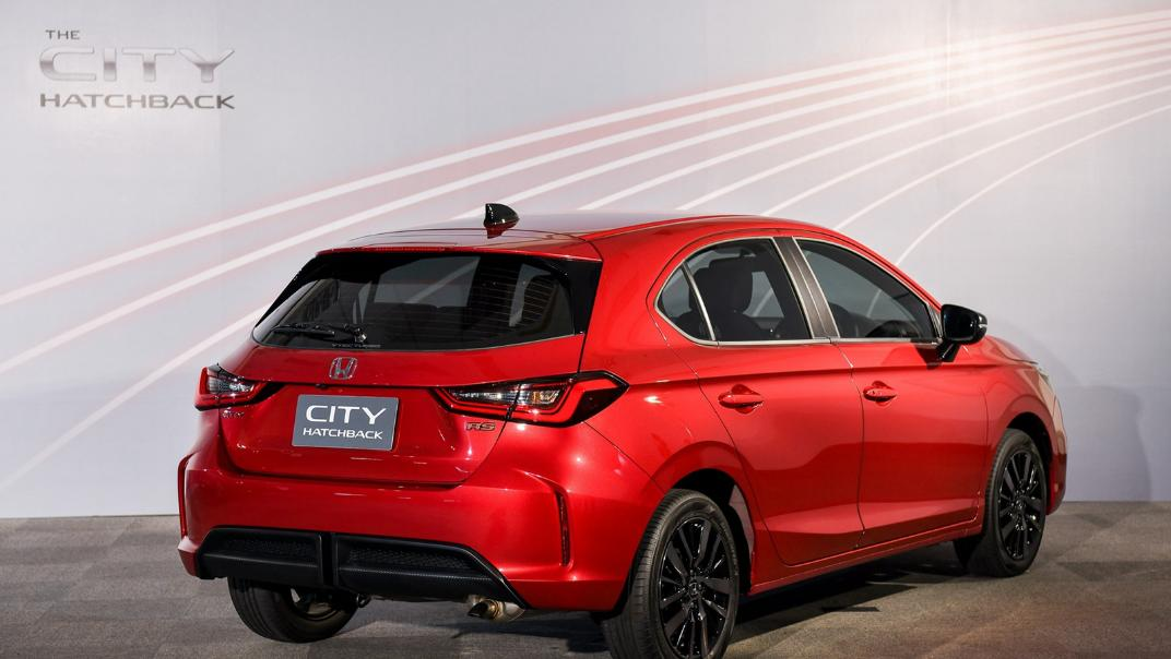 2021 Honda City Hatchback International Version Exterior 043