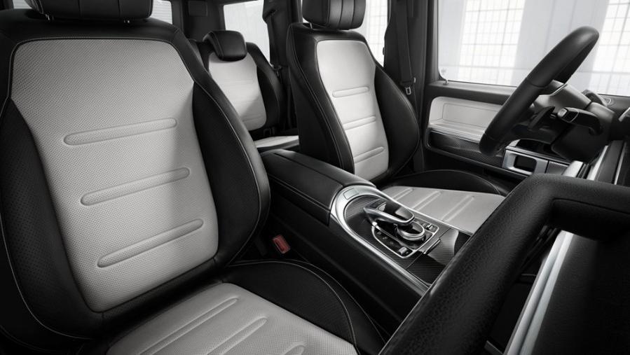 Mercedes-Benz G-Class 2019 Interior 003