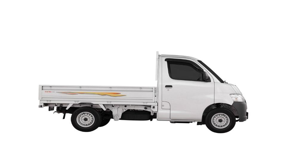 Daihatsu Gran Max PU 2019 Exterior 010