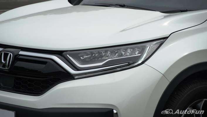 2021 Honda CR-V 1.5L Turbo Prestige Exterior 008