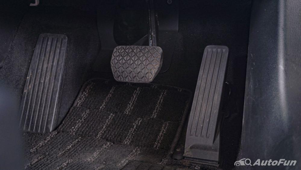 Mazda CX 30 GT Interior 042