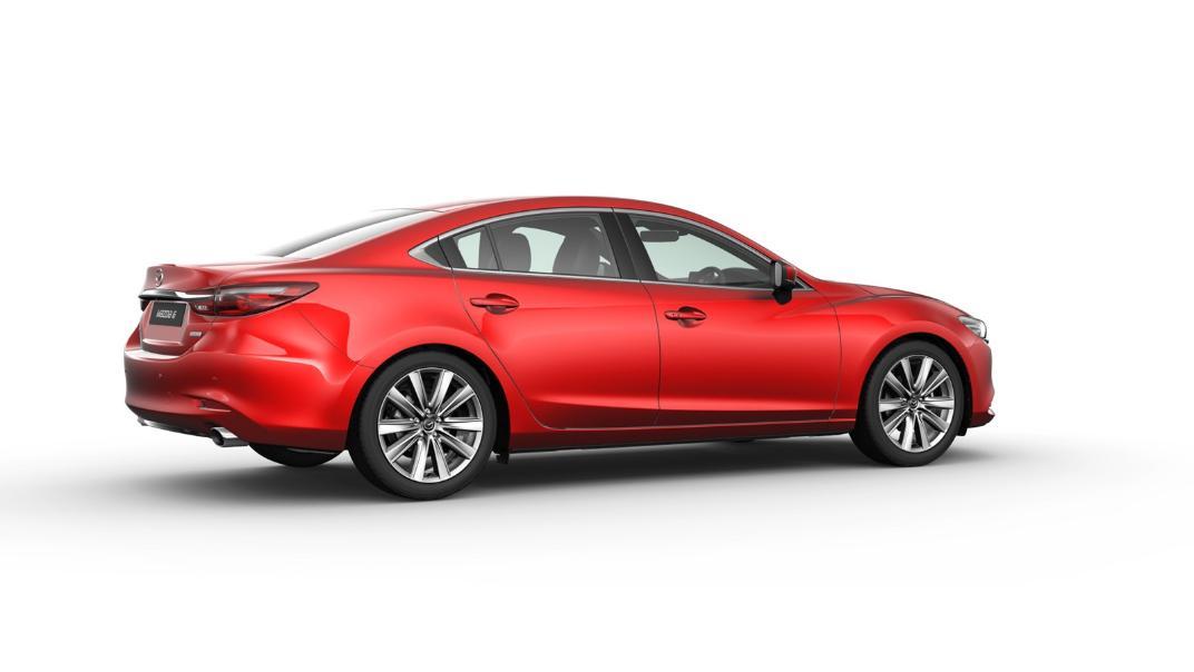 Mazda 6 Elite Sedan Exterior 009