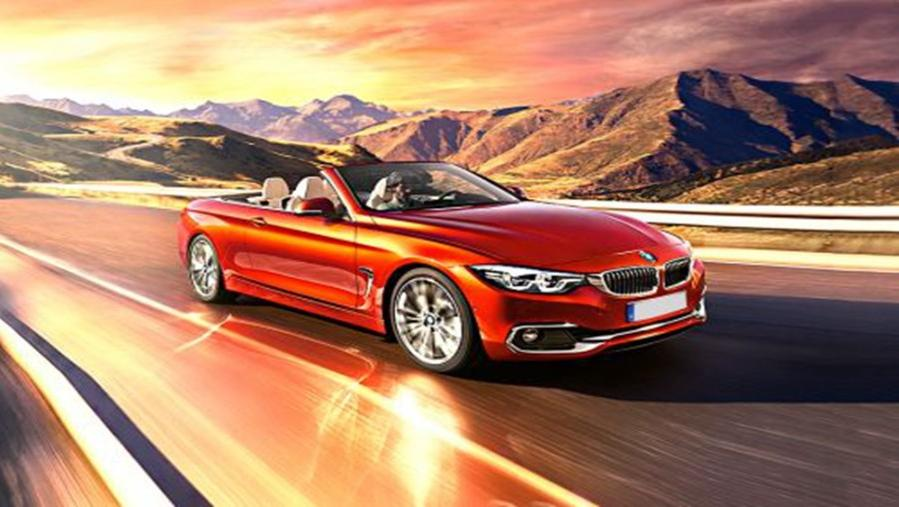 BMW 4 Series Convertible 2019 Exterior 001