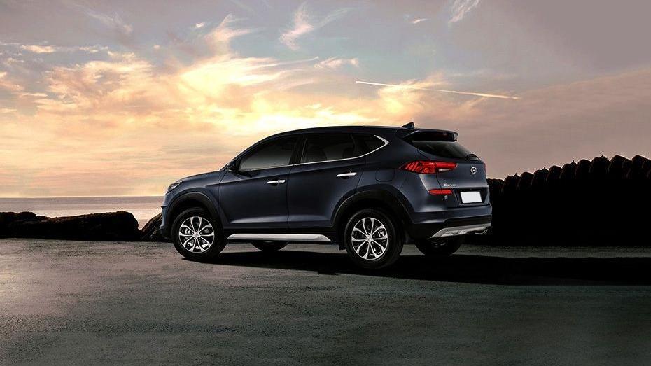 Hyundai Tucson 2019 Exterior 005