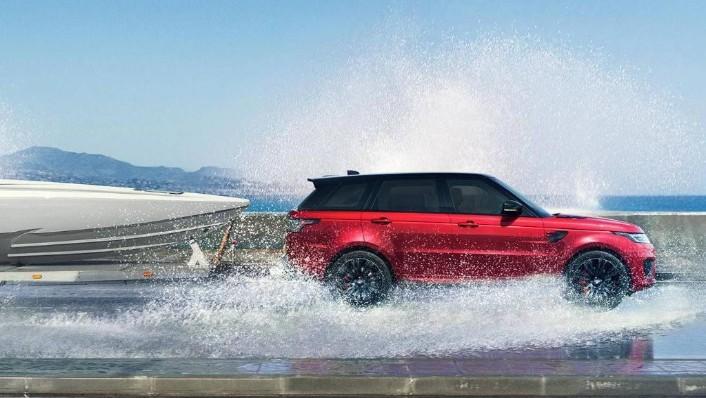 Land Rover Range Rover Sport 2019 Exterior 008