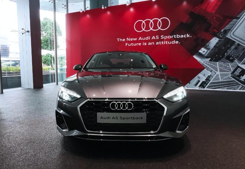Ditawarkan Mulai Rp1,2 Miliaran, The New Audi A5 Sportback dan Coupe Coba Peruntungan Segmen Premium Indonesia 02