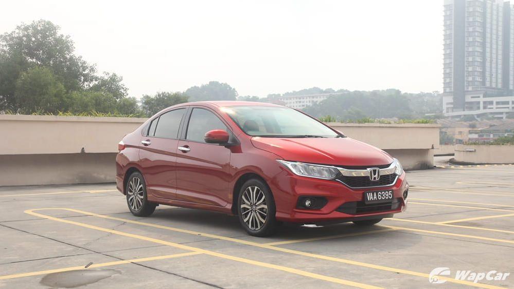 Honda City 2019 Exterior 024