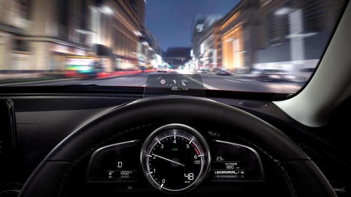 Mazda CX 3 2019 Interior 004