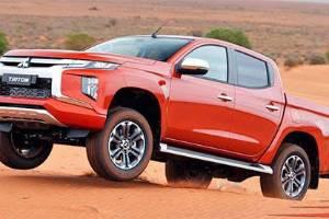 Kelemahan Mobil Double Cabin, Bikin Penjualan Mitsubishi Triton 2021 Kalah Jauh Dari Pajero Sport