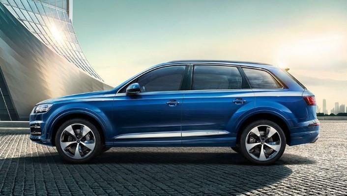 Audi Q7 2019 Exterior 008