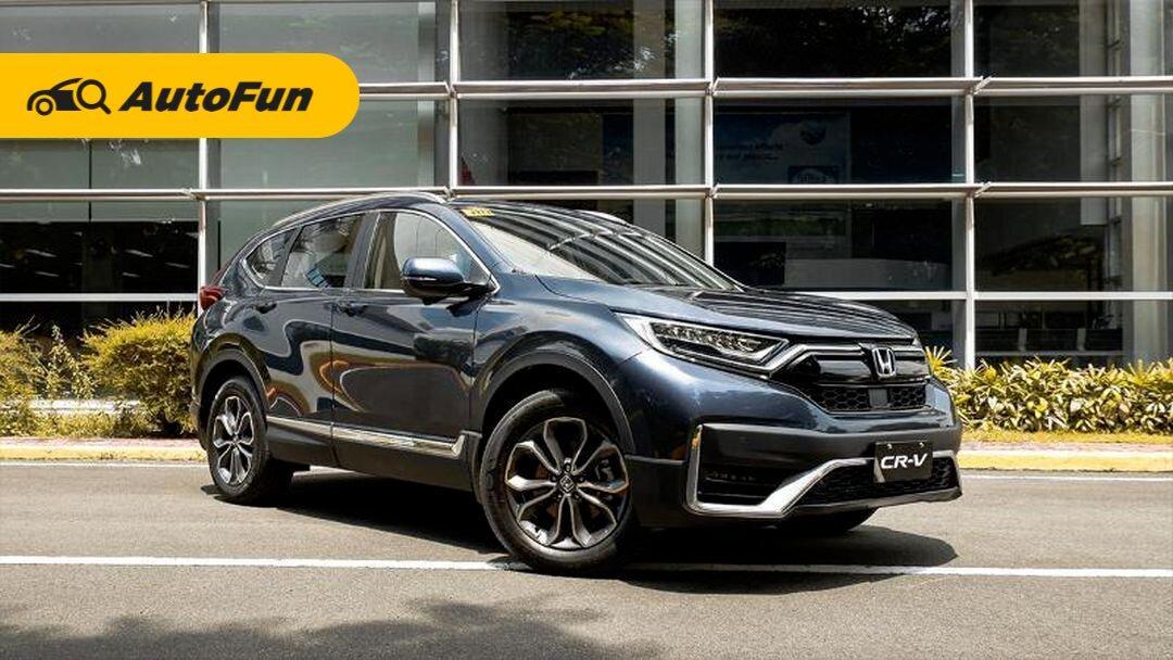 Kelebihan dan Kelemahan Honda CR-V 2021, Harga Naik Cuma Demi Honda Sensing? 01