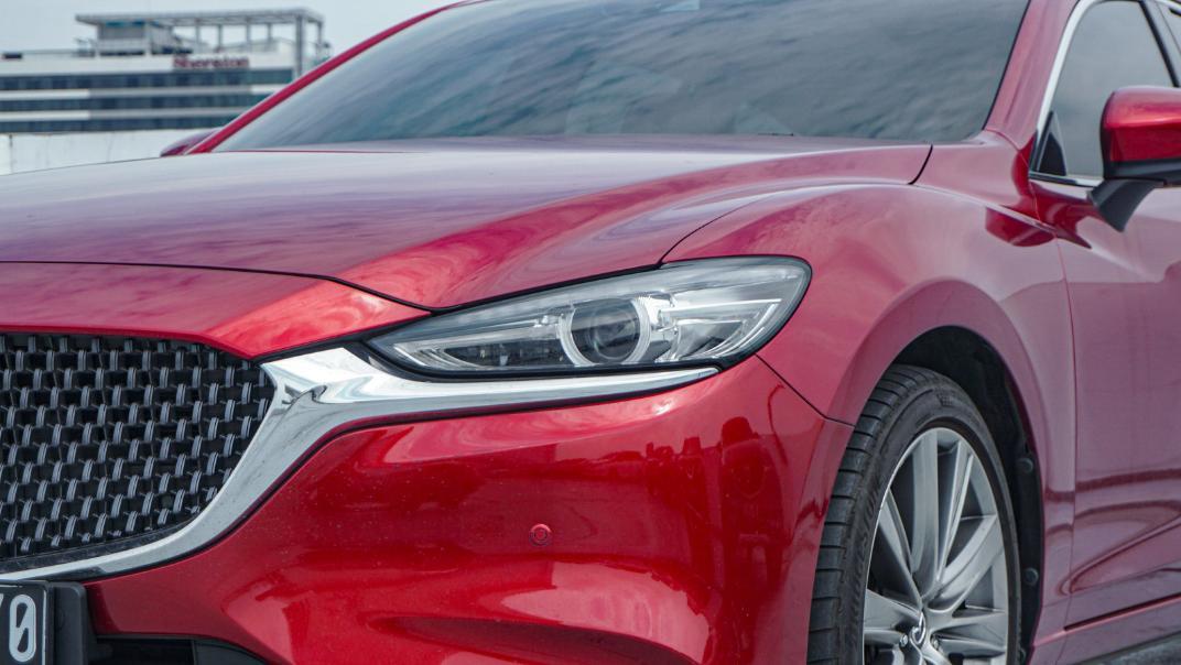 Mazda 6 Elite Estate Exterior 015