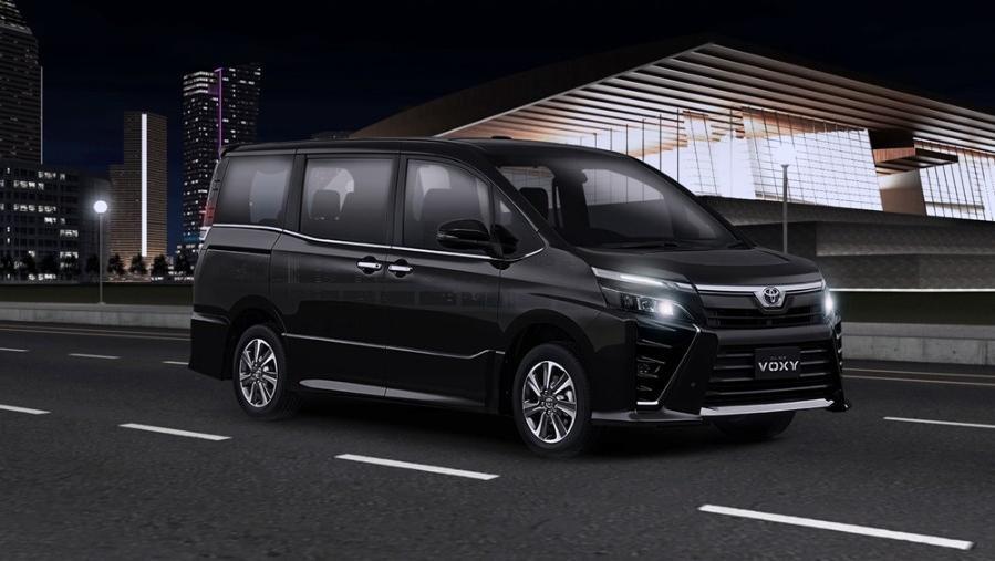 Toyota Voxy 2019 Exterior 011