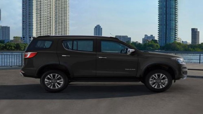 Chevrolet Trailblazer 2019 Exterior 008