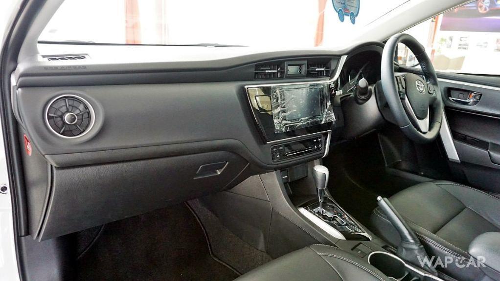 Toyota Corolla Altis 2019 Interior 166