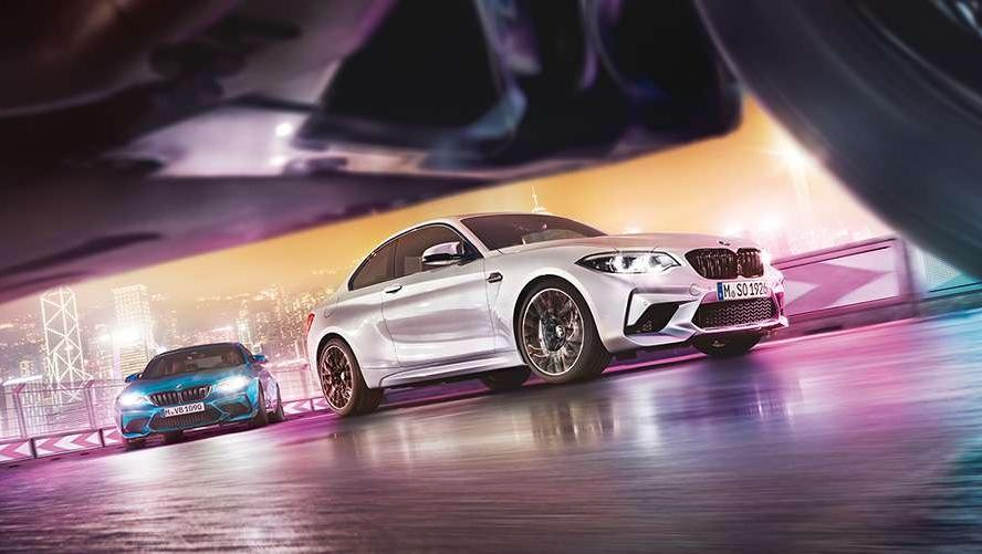BMW M2 Coupe 2019 Exterior 005