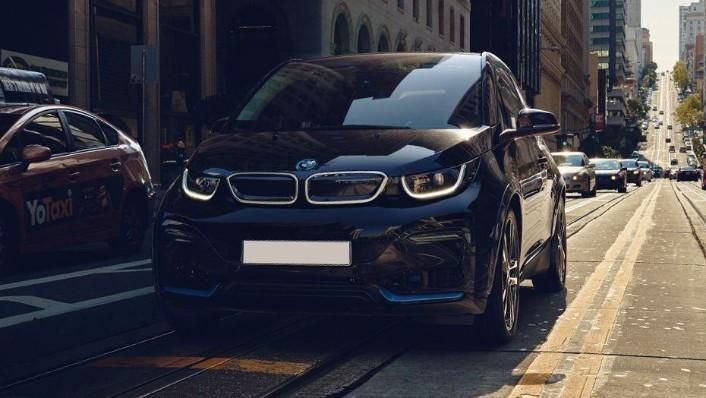 BMW I3s 2019 Exterior 001