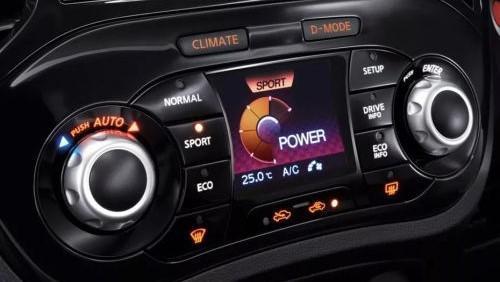 Nissan Juke 2019 Interior 007