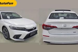 Bocoran Desain All New Honda Civic 2022, Lebih Elegan dan Jadi Sedan Sesungguhnya