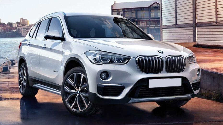 BMW X1 2019 2019 Exterior 006