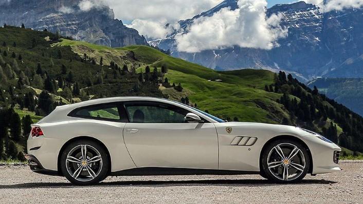 Ferrari GTC4Lusso 2019 Exterior 007