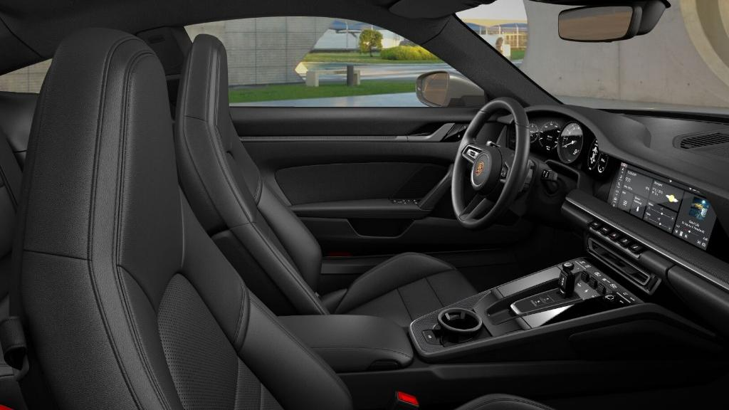 Porsche 911 2019 Interior 027
