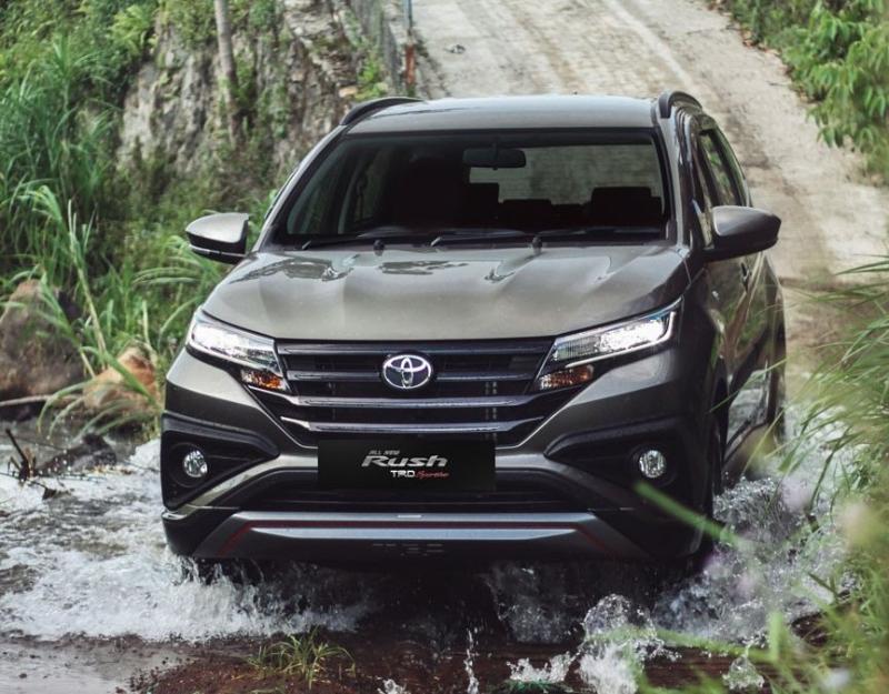 Pakai FWD, Mitsubishi Xpander Cross Jadi Lebih Lega Dari Toyota Rush yang RWD? 02